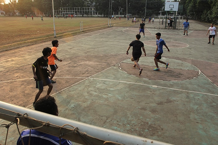 Picture of Futsal every Tuesday afternoon at Lapangan Blok S